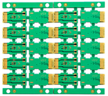 Protoelectric Communication Socket Board